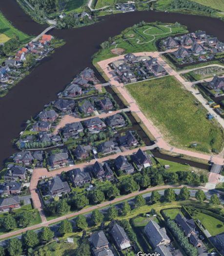Alblasserdam breekt met bouwer van villawijk Waterhoven