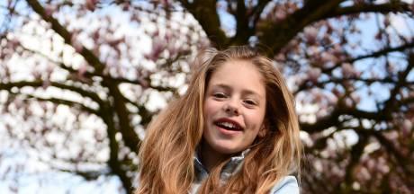 Is Anna (11) uit Enschede de nieuwe Doutzen? 'Het zou jammer zijn als je het net-net-net niet wordt'