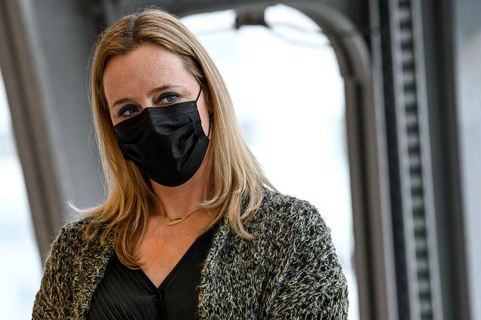 Staatssecretaris voor consumentenbescherming Eva De Bleeker (Open Vld).