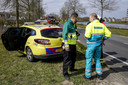 Kist met chemische stof gevonden in Oosterhout
