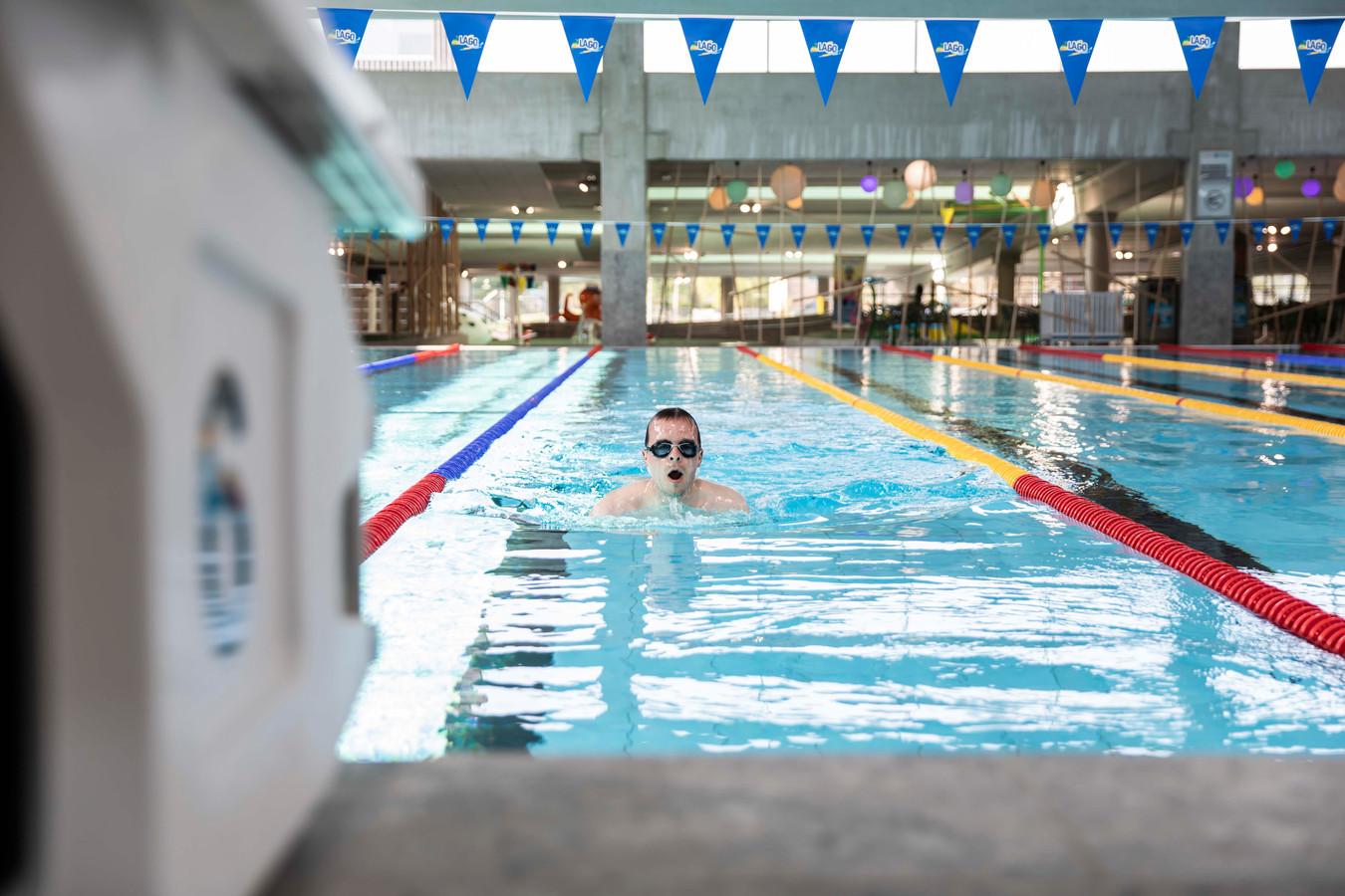 Het LAGO-zwemcomplex in Sint-Truiden is zaterdag geopend.