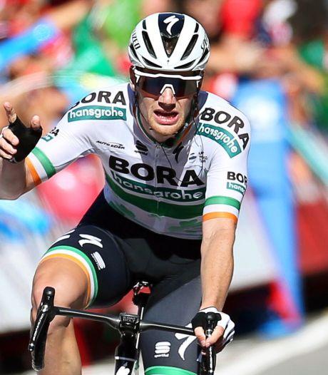 Een vlakke etappe op z'n Spaans in de Vuelta