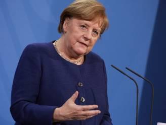 Duitse bondskanselier Merkel wil vanaf 8 maart versoepelingen: weer contacten mogelijk tussen twee huishoudens