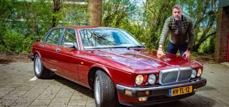 Carlos (44) wilde niets liever dan een Jaguar XJ40: 'Sterren als George Michael en Lady Di reden erin'