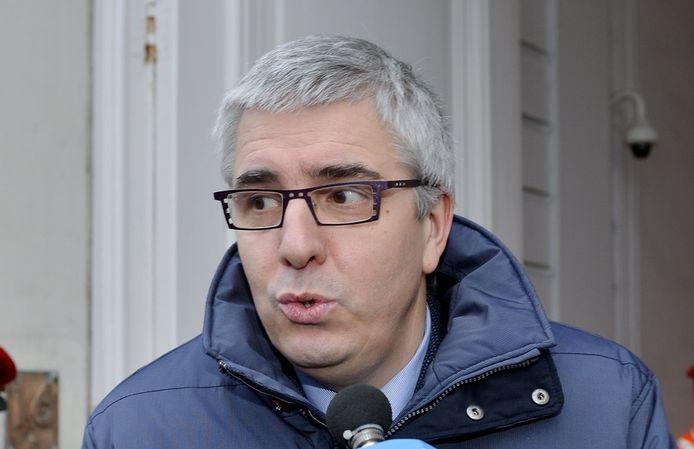 Bart Buysse, directeur-generaal van het Verbond van Belgische Ondernemingen (VBO).