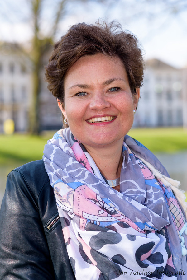 Margriet van Welt-Danes is rector bij Luzac Arnhem & Zwolle.