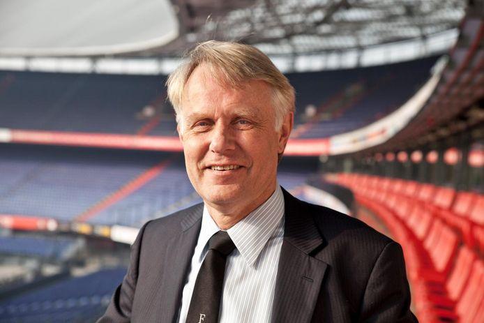Initiatiefnemer Gerard Hoetmer was eerder rvc-voorzitter bij Feyenoord.