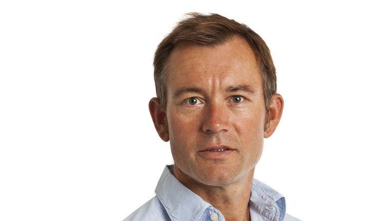 Ewald Engelen. Beeld Floris Lok
