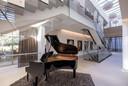 Het interieur van Heinsbergenstraat 50 Uden is sinds deze week te zien op de huizensite Funda. Het pand staat te koop voor 11 miljoen euro.