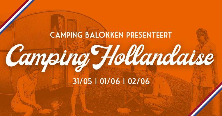 Camping Hollandaise vindt komend weekend plaats.