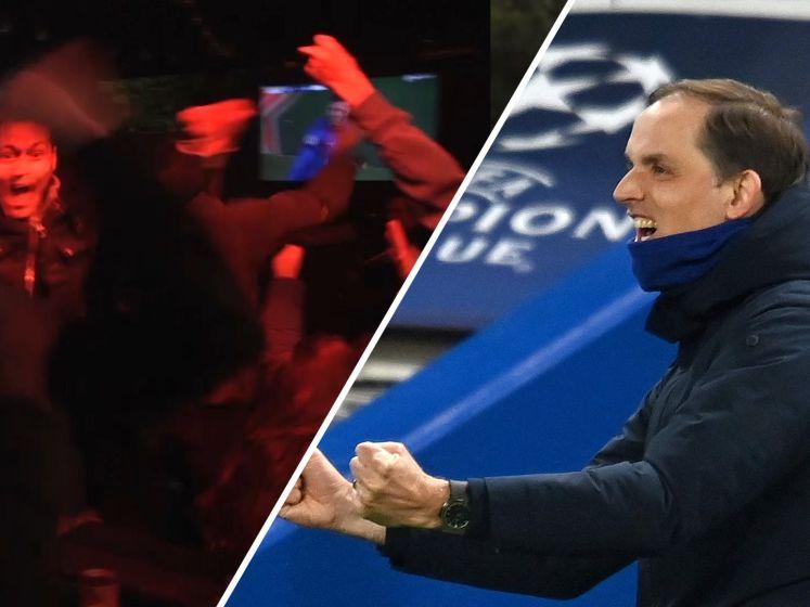 Zo vieren Chelsea-fans eerste CL-finaleplek in negen jaar