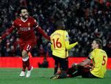 Meesterlijk voetbal van Liverpool in ware Salah-show
