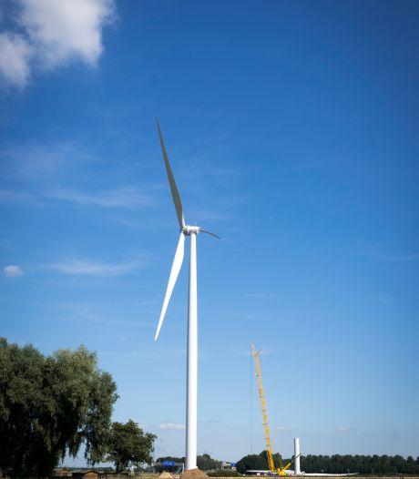 Gelderland mikt op zeker vijftig nieuwe windmolens voor eind 2020