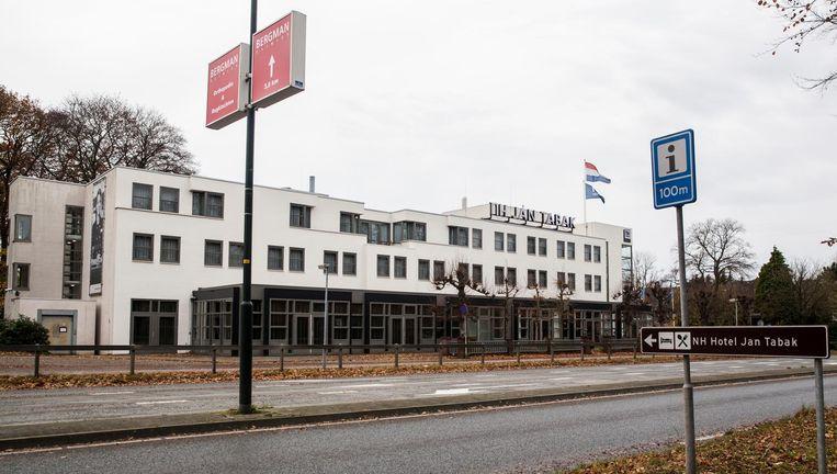 Het motel Jan Tabak, volgens Peter R. de Vries de werkelijke locatie die werd bedoeld met 'Ome Jan'. Beeld Aurélie Geurts