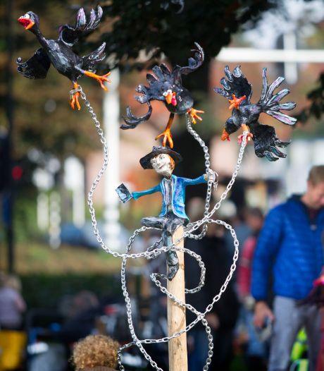 Aanmeldingen vallen tegen: programma  Vogelverschrikkerfestival aangepast