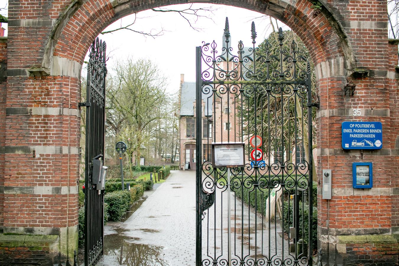 Het geweld gebeurde in het stadspark in Sint-Niklaas.