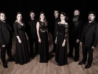 RePresent Vocal Ensemble in Sint-Martinuskerk in Westvleteren