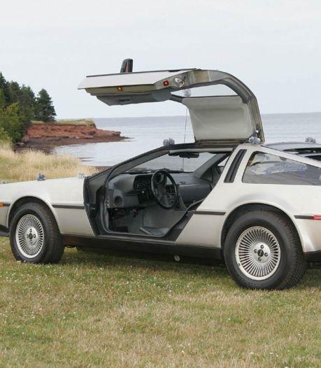 'Back from the past': elektrische DeLorean DMC-12