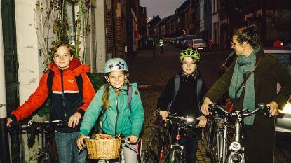 Fietsveiligheid (4): Met de fiets of met de auto naar school?