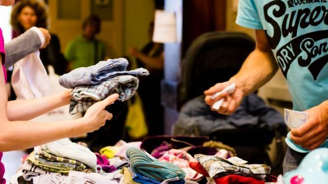Gezinsbond Gavere verhuist tweedehandsbeurs naar de kerk van Dikkelvenne