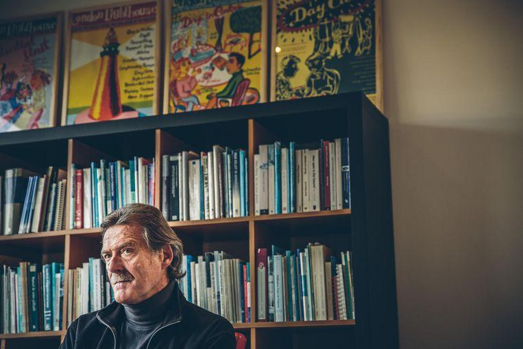 Wim Distelmans. Beeld Wouter Van Vooren