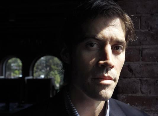 James Foley werd onthoofd door de beul van IS.