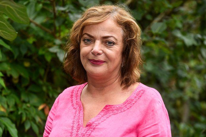 Gerda de Vries.