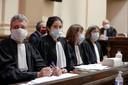 De advocaten van Mawda's familie.