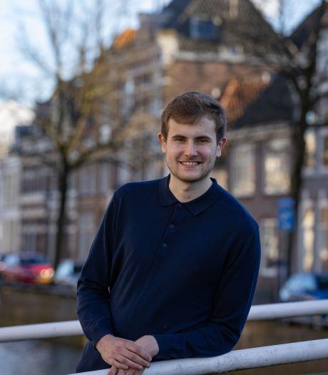 Gebroken spits (21) uit Kampen schrijft boek met over oplossing voor Nederland: gratis geld voor iedereen
