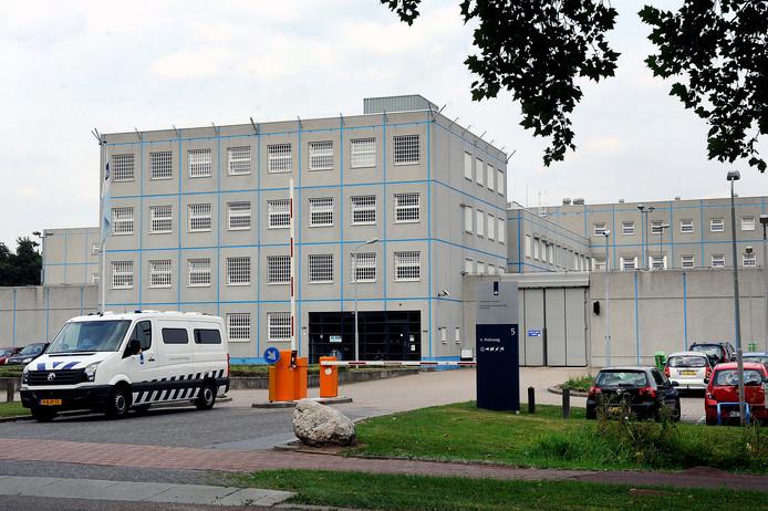 De PI Arnhem, beter bekend als Blue Bandbajes.