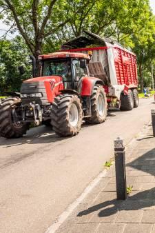 Oplossing 'tractorterreur' in Zwammerdam lijkt ver weg: 'Ottertunnel is zo geregeld, maar dit duurt al jaren'