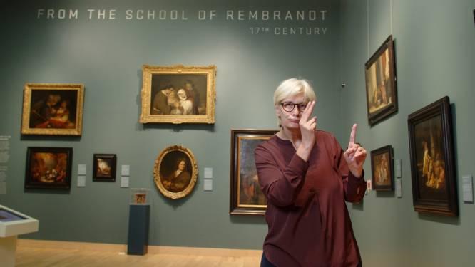 Dordrechts Museum organiseert rondleidingen voor slechthorenden en doven