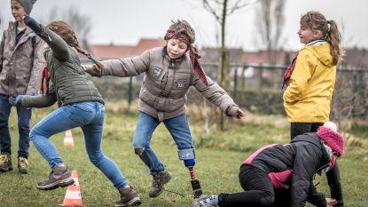 """Golfer wil álle Belgische kinderen met amputatie een speciale prothese schenken: """"Alsof je op sportschoen loopt in plaats van met been in gips"""""""