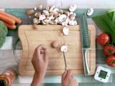 Zo snijd je je champignons binnen een seconde