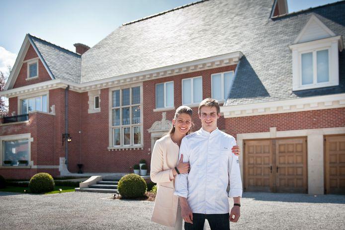 Tim Boury en Inge Waeles openen op 8 mei het terras van hun tweesterrenzaak maar moeten daarvoor creatief uit de hoek komen.