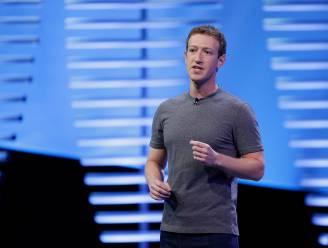 Mark Zuckerberg praat met astronauten ISS