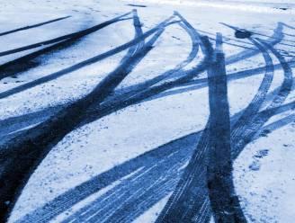 IJzel, rijm of sneeuw: bij deze weerfenomenen moet je oppassen voor gladde wegen