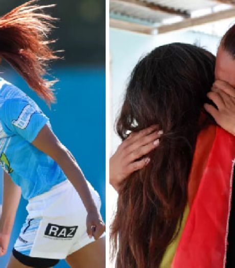 """Elle est devenue la première footballeuse transgenre à jouer dans l'élite féminine: """"Un moment historique"""""""
