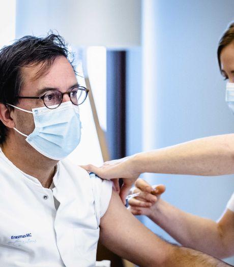 Leeftijd van coronapatiënten die in ziekenhuis worden opgenomen schiet omlaag