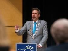Aart-Jan Moerkerke geïnstalleerd als burgemeester: 'Moerdijk is voor mij een regelrechte hit'