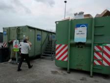 Vanaf 6 oktober op woensdag opnieuw naar recyclagepark zonder afspraak