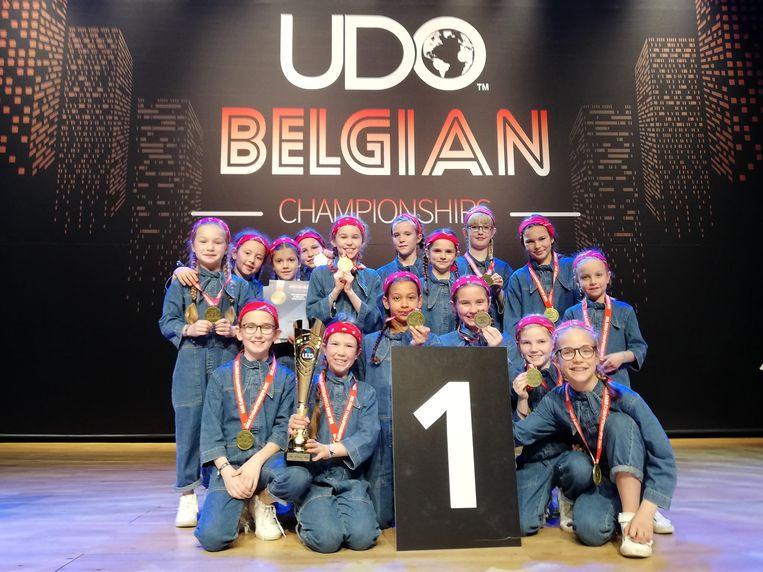 De Belgisch kampioenen van Movimento mogen naar het WK in Engeland.