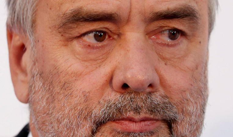 Luc Besson mag trots op zichzelf zijn: hij verfilmde Valérian. Beeld null