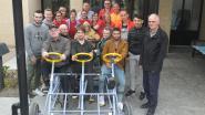 Gocart Sint-Jozef-rusthuis rijdt elektrisch