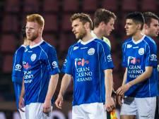 FC Den Bosch gaat van knappe naar krappe voldoende
