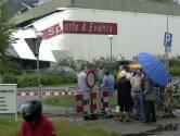 Sportcentrum Leysdream stortte in tijdens Draai van de Kaai: 'Maar er waren geen doden, dus de wedstrijd ging door'