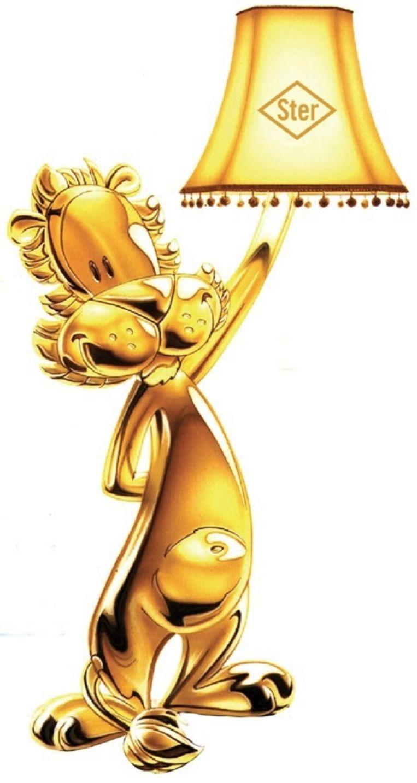 Gouden Loeki. Beeld anp
