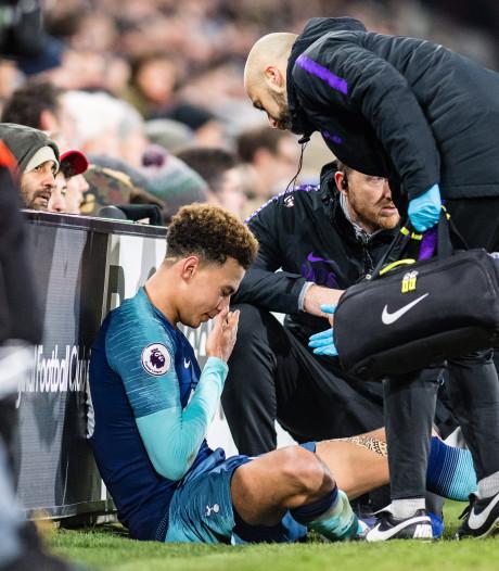 Tottenham Hotspur vreest nu ook voor blessure Alli