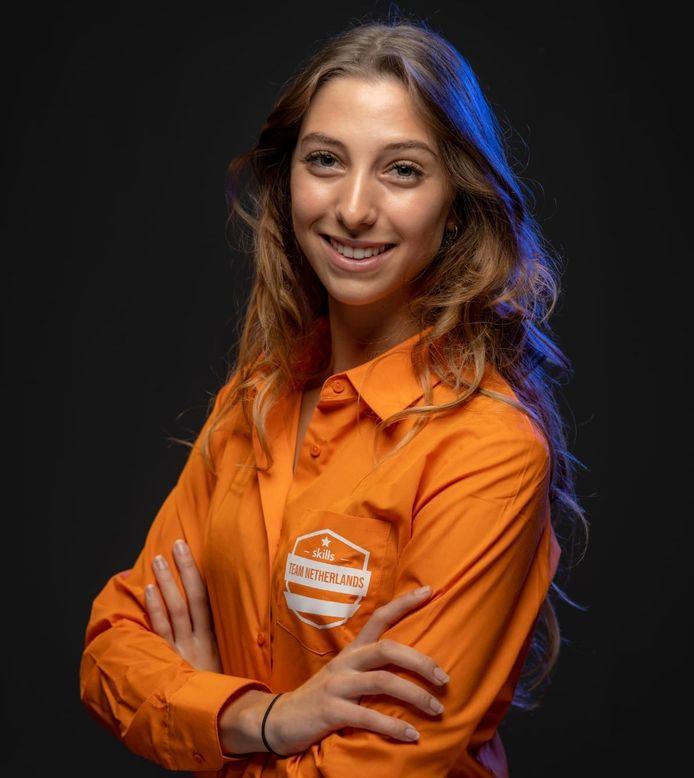 Nina van der Vaart.