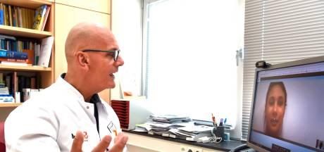 Corona: beeldbellen met de dokter is blijvertje
